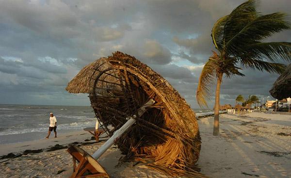 Esta temporada podría haber menos ciclones