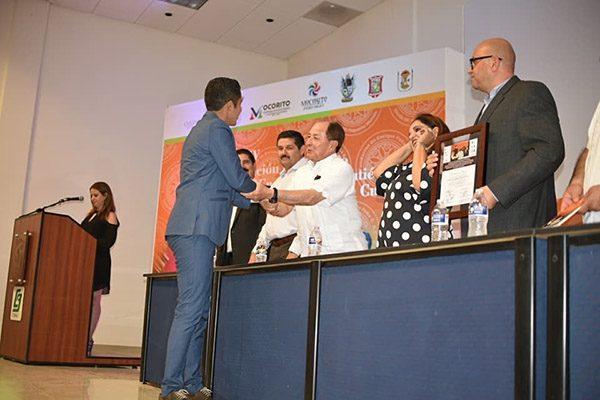 Destaca el Premio Dr. Enrique Peña Gutiérrez en el país: Papik Ramírez