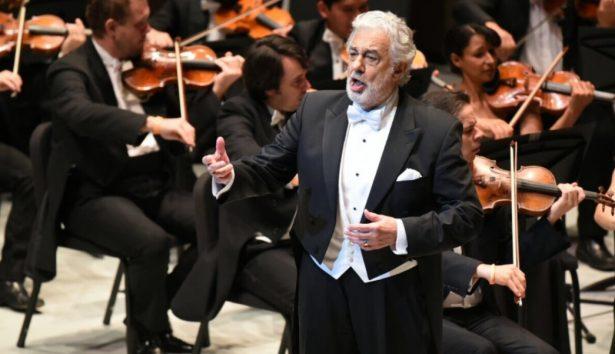 Plácido Domingo, el tenor de los Mundiales