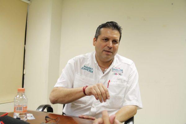 Pese a todo ganaremos: Mario Zamora