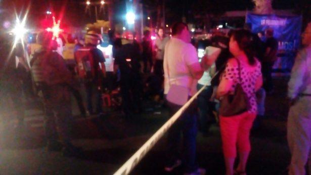 Cae herido asaltante en un enfrentamiento en Barrancos