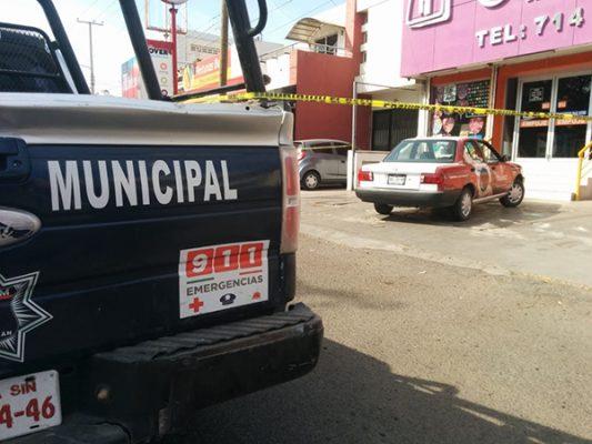 Asesinan a empleado de un negocio de café