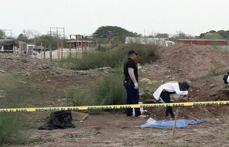 Localizan piezas humanas en el Alto Bachigualato
