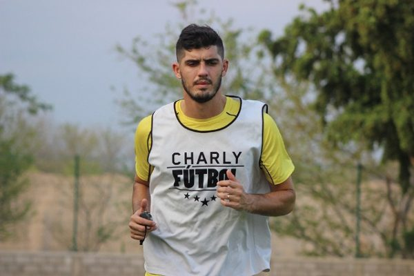 Jorge Córdoba se reportó con Dorados