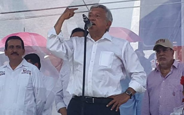 Esperan asistencia masiva por AMLO en Culiacán