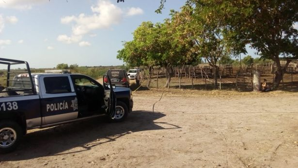 Asesinan a un desconocido en el Chamizal de Navolato