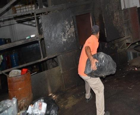 Incineran narcóticos y destruyen objetos ilícitos asegurados en Sinaloa