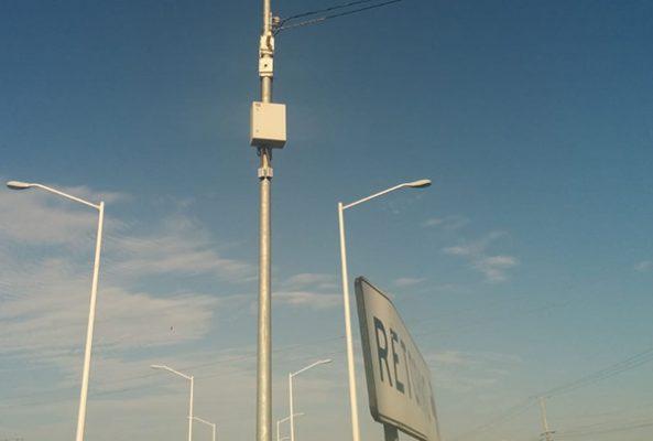 Se lleva cinco cámaras de vigilancia