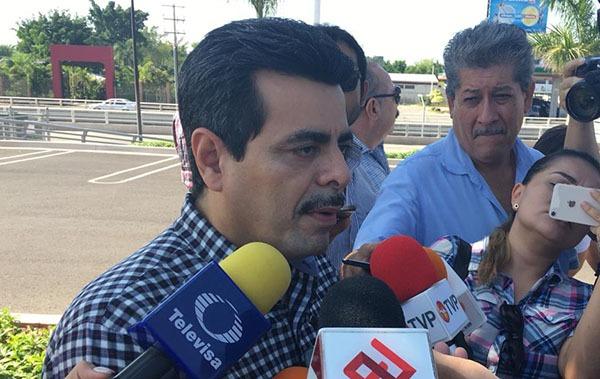 Afirma Alcalde de Culiacán trabajar en equipo con Jesús Estrada