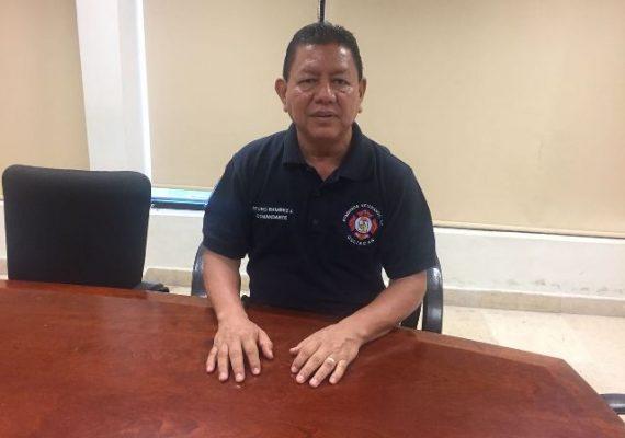 Operan bomberos con equipo donado desde el extranjero