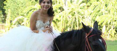 Bridget Paz Cruz celebró un año más de vida