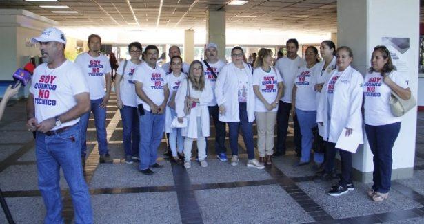 El nuevo titular de la Secretaría de Salud les pide confianza a trabajadores inconformes