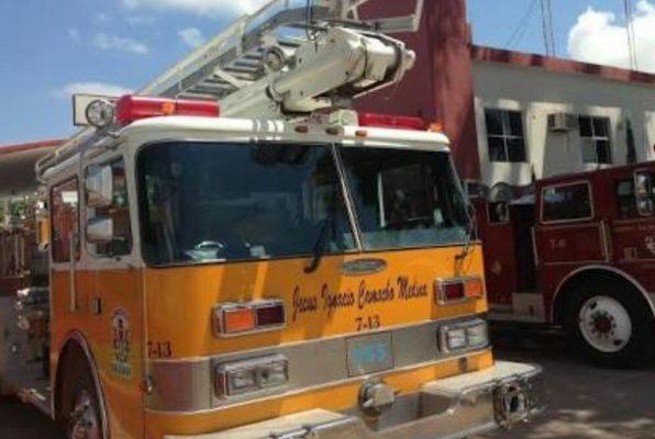 Choque en Las Moras dejó varios heridos