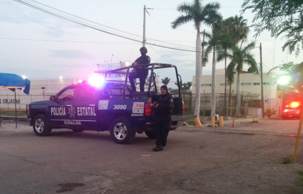 Se fugan 20 reos del penal de Aguaruto