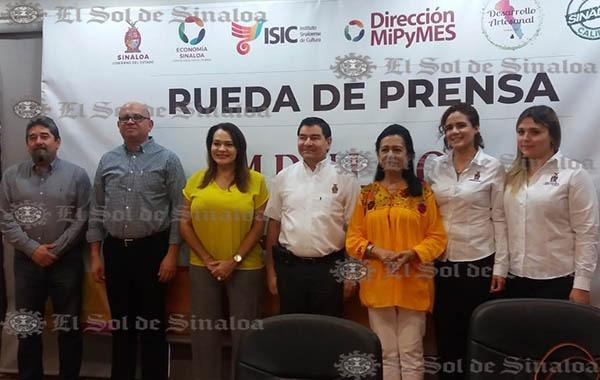 """Lanza SE convocatoria """"Impulso Artesanal Puro Sinaloa 2018"""""""