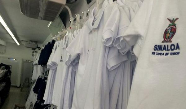 Autorizan incremento del 20% para confección de uniformes