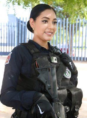 Agente de la Policía Estatal Preventiva destaca a nivel internacional
