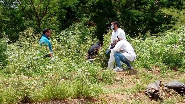 """Policías encuentran ejecutado a presunto hijo de """"El Tigre"""""""