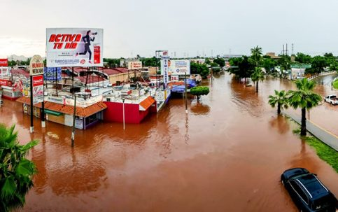 (EN VIVO) Tormenta Tropical 19-E deja daños en Sinaloa