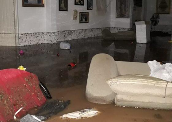 (GALERÍA) Sufre Culiacán estragos de la Tormenta Tropical 19-E