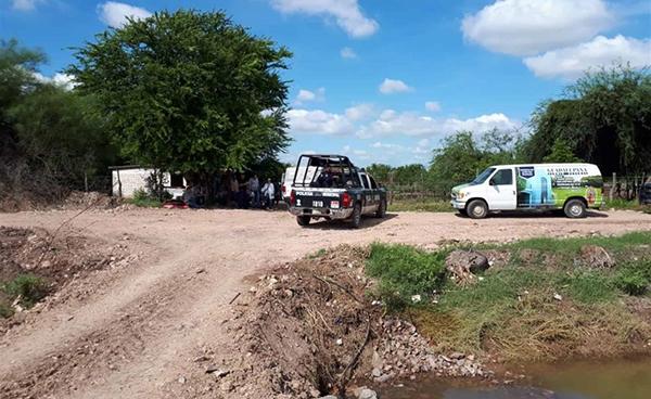 Leñador es localizado sin vida en un estero de Juan José Ríos