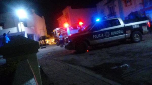 Una persona de la tercera edad perdió la vida en un incendio