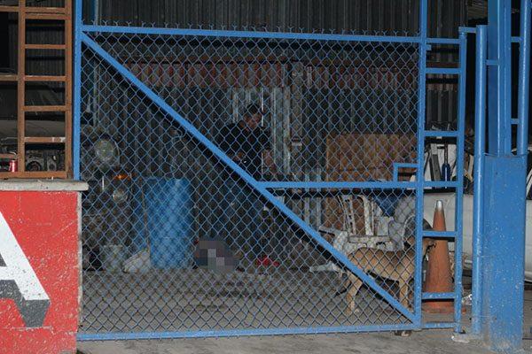 Un mecánico es ejecutado a balazos en la colonia San Benito
