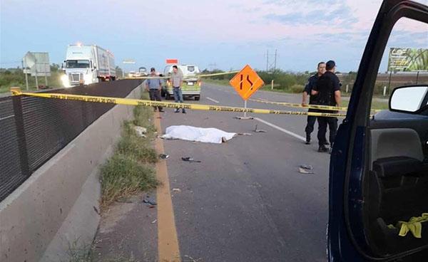 Un motociclista muere al ser atropellado en Ruiz Cortines