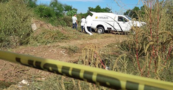 Descubren otro cadáver al sur de Culiacán
