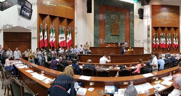 Diputados eligen a José Antonio Ríos Rojo como secretario general del Congreso del estado