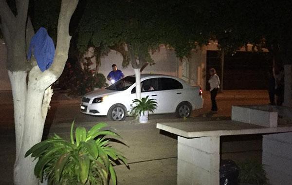 De varios balazos es asesinado un conductor de UBER
