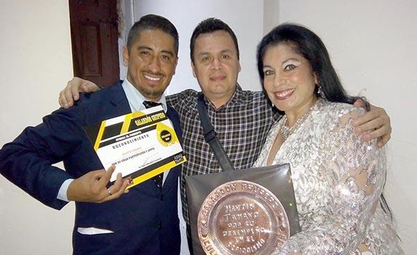 Galardón Grupero reconoce el talento musical y periodística