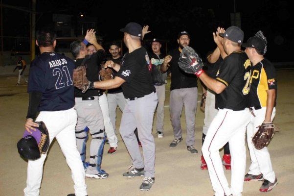 Liga victoria JR Amigos