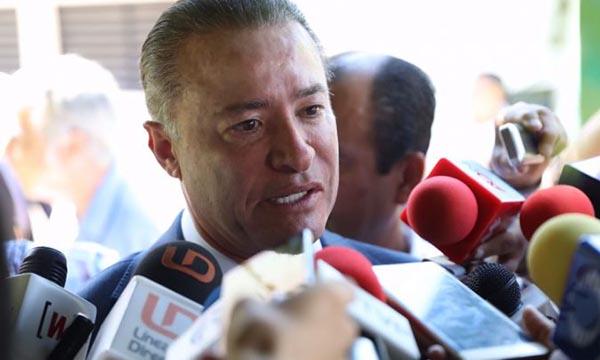 El secretario de Sedesol sigue en su puesto: Gobernador