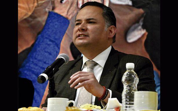 Oposición exigirá restitución de Santiago Nieto Castillo