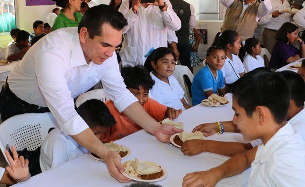 Más de 300 mil campechanos gozarán de programas sociales