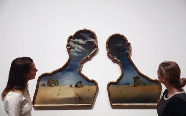 La Royal Academy of Arts indaga los lazoss de Dalí y Duchamp