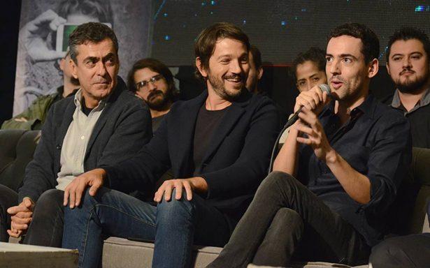 """Diego Luna y Luis Gerardo protagonizan la obra """"Privacidad"""""""