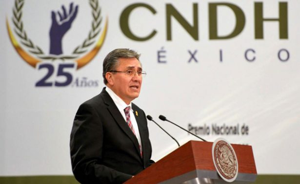 México debe aplicar a centroamericanos política que exige a EU: CNDH