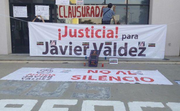 Protestan en Sinaloa por nulos resultados en caso Valdez