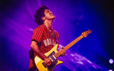 Bruno Mars, primer artista confirmado para Rock in Rio Lisboa