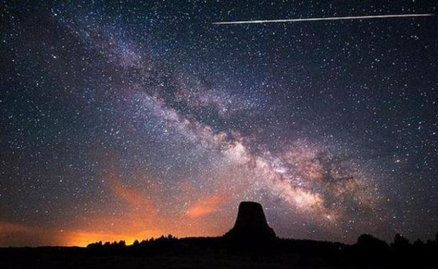 Esta noche, mejor momento para ver primera lluvia de estrellas del año