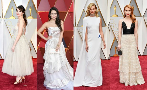 #Oscar2017 ¿Quién fue la mejor/ peor vestida?