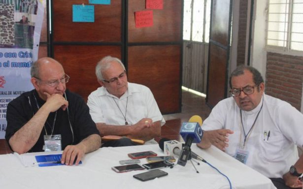 Maras, vinculados con el narco, reconocen obispos