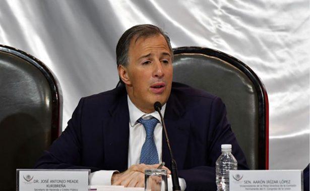 Economía mexicana crece y es resistente a choques externos, destaca SHCP