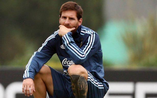 Messi desea rescatar la eliminatoria