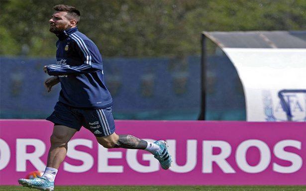 La estrella Lionel Messi podría quedarse con las ganas de ir al Mundial