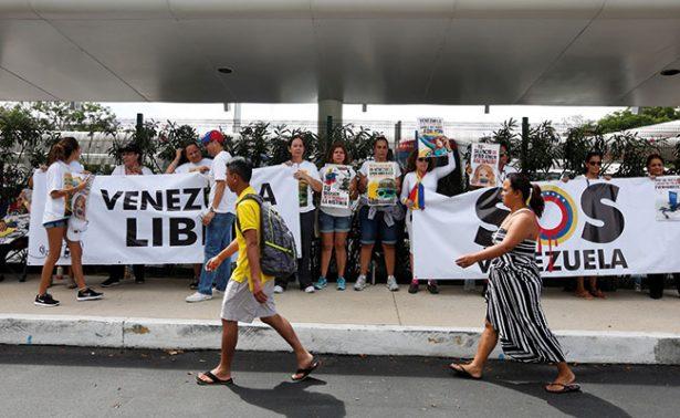 La OEA busca una salida para Venezuela