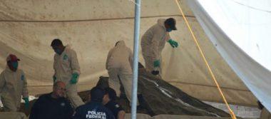 Piden respetar protocolo de exhumación de cuerpos