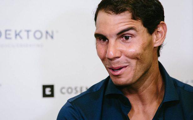 Rafael Nadal en lo más alto de la lista de la ATP